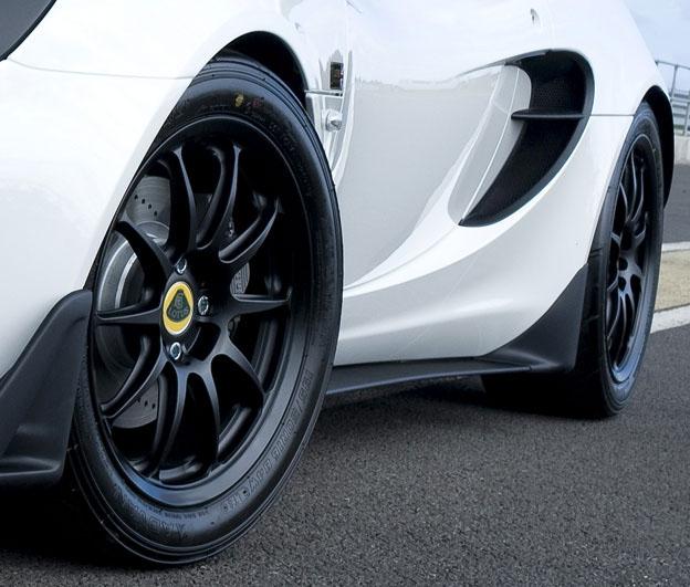 2011 Lotus Elise Suspension: JUBU Performance